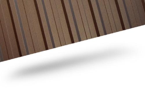 Trapezna kritina - profil TD18